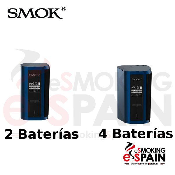 Smok GX2/4 Blue Black