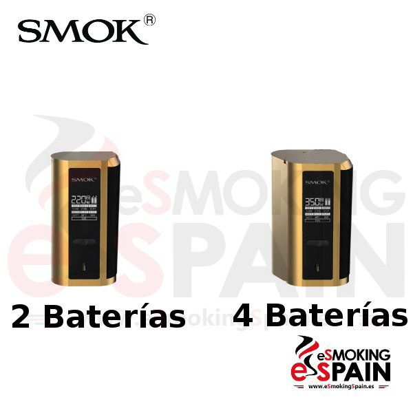 Smok GX2/4 Gold Black