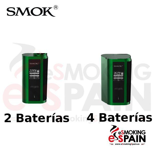 Smok GX2/4 Green Black