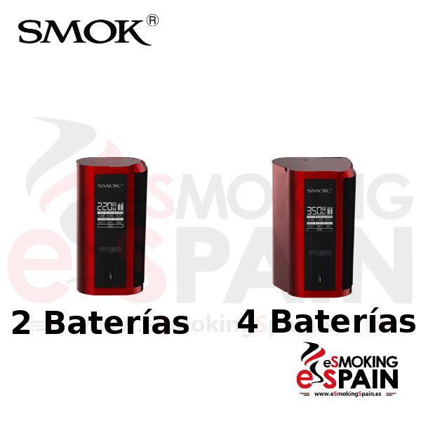 Smok GX2/4 Red Black