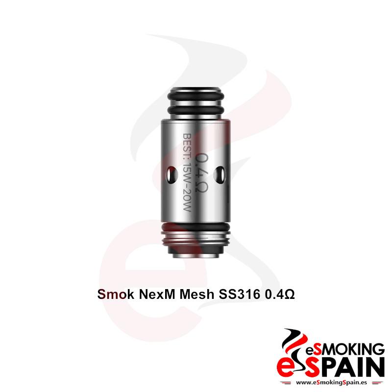Smok NexM AIO Mesh SS316 0.4ohm