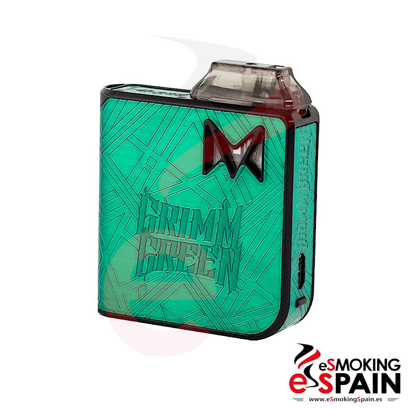 Smoking Vapor Mi Pod Grimm Green Limited Edition