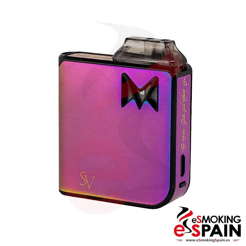Smoking Vapor Mi Pod Metal Rainbow