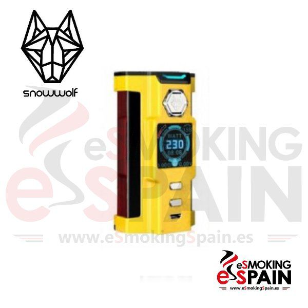 SnowWolf Vfeng Yellow