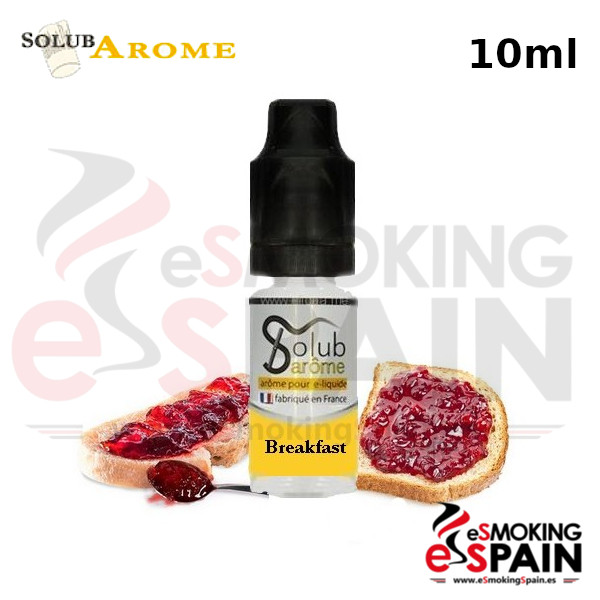Aroma SolubArome 10ml BreakFast (042)