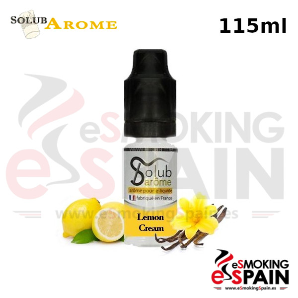 Aroma SolubArome 115ml Lemon Cream (047)