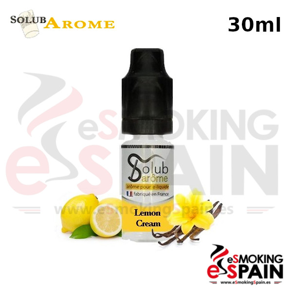 Aroma SolubArome 30ml Lemon Cream (047)