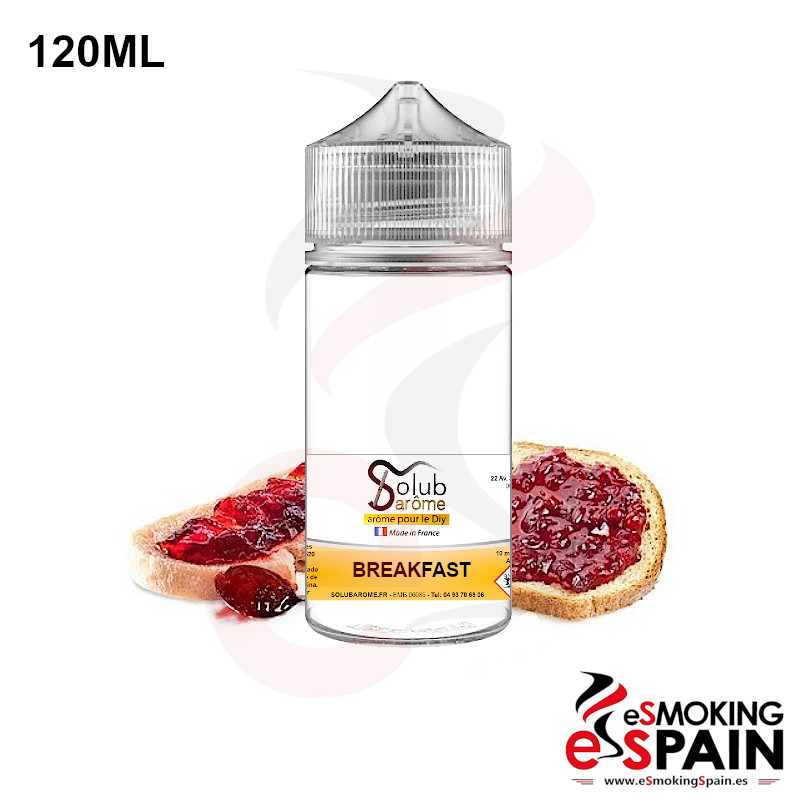 Aroma SolubArome 120ml BreakFast (042)
