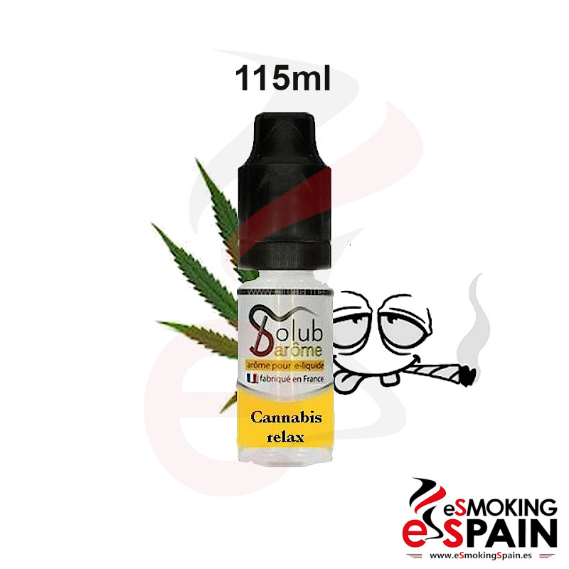Aroma SolubArome 115ml Cannabis Relax (nº105)