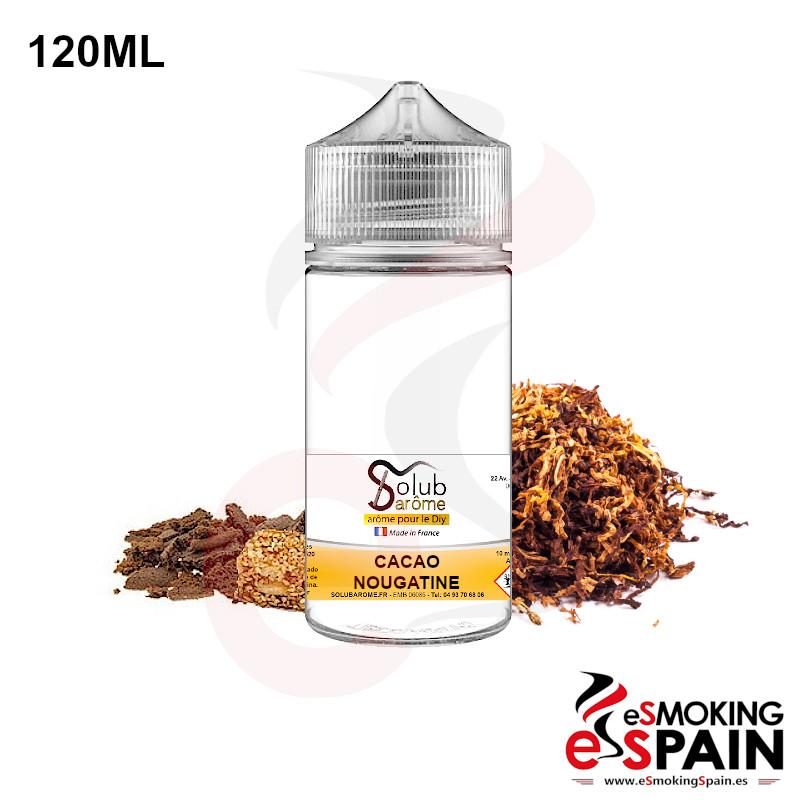 Aroma SolubArome 120ml Tabac Cacao Nugatine (058)