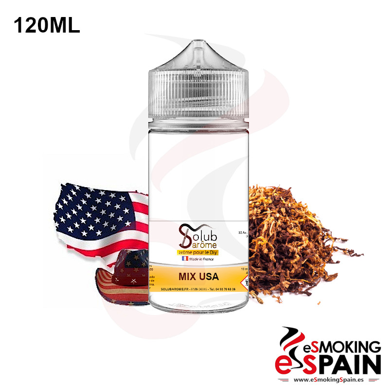 Aroma SolubArome 120ml Tabac Mix USA (064)