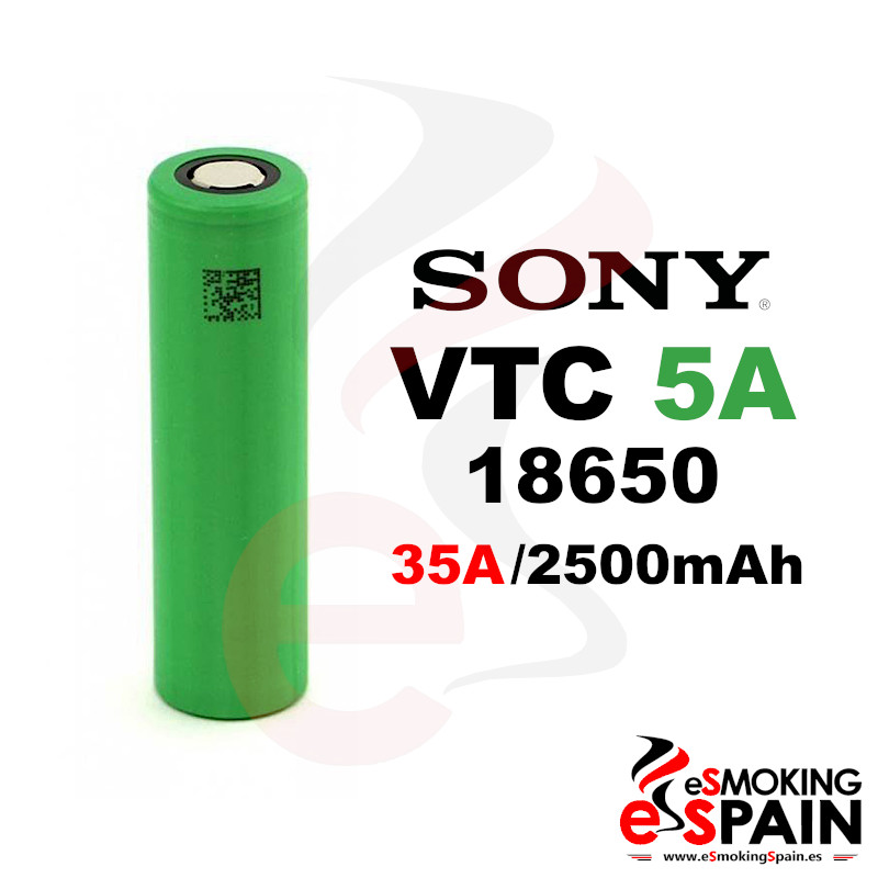 Battery Sony VTC5A 18650 2500mAh 35A