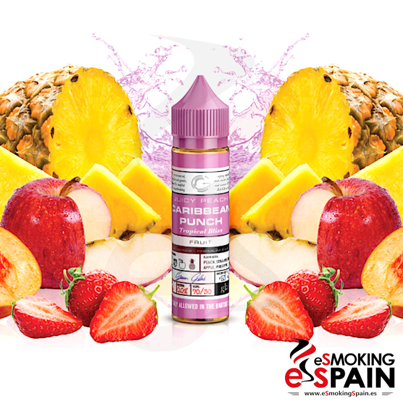 Soon Glas Caribbean Passion 50ml 0mg