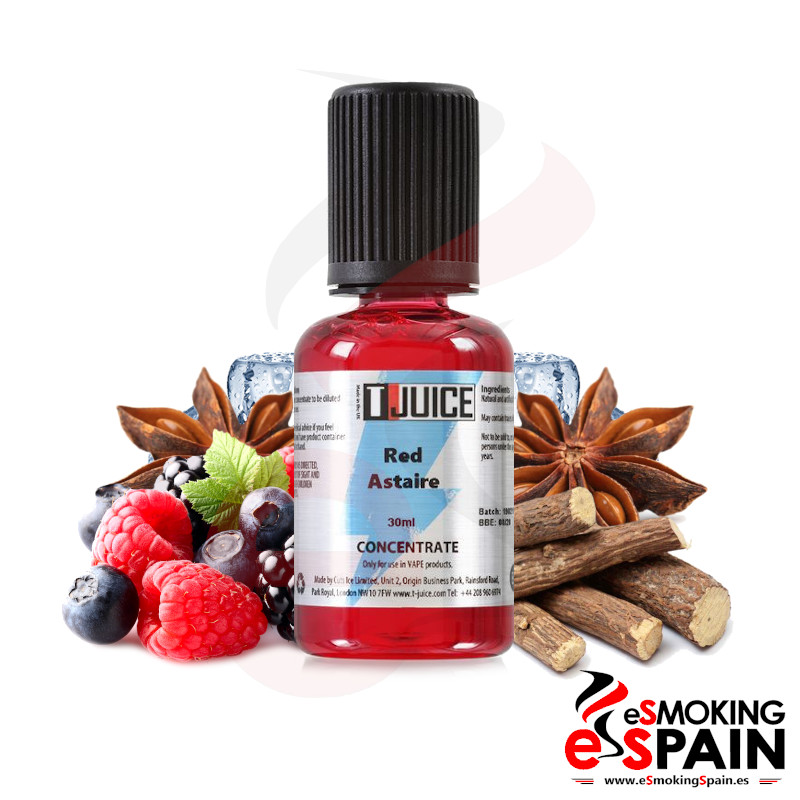 Flavor T-Juice Red Astaire 30ml (nº11)