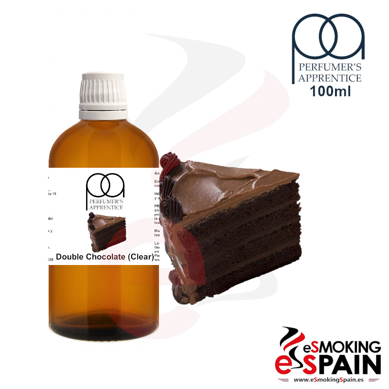 Aroma TPA Double Chocolate (Clear) 100ml (nº46)