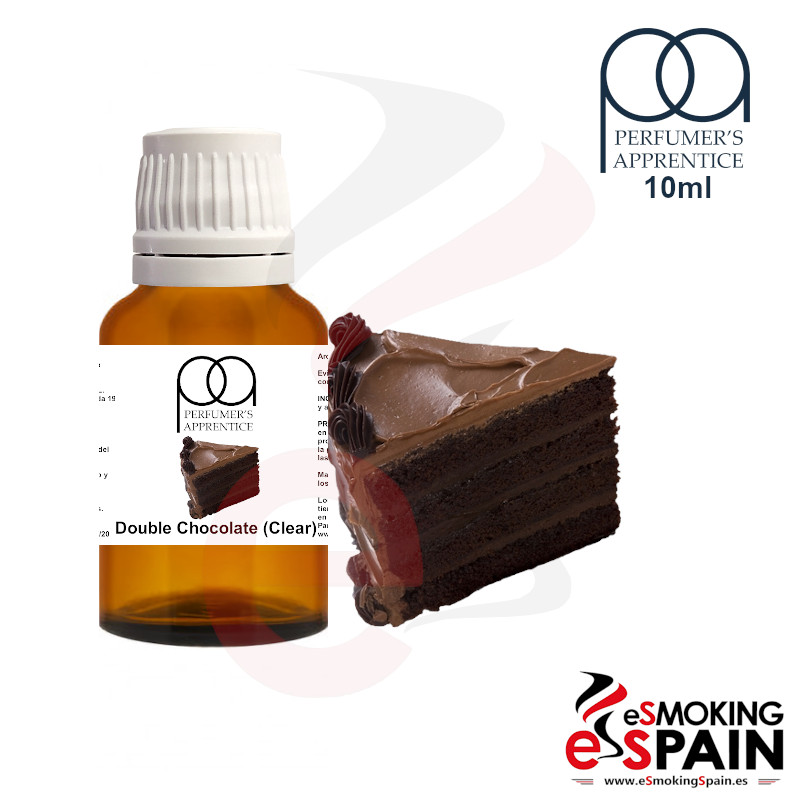 Aroma TPA Double Chocolate (Clear)10ml (nº46)