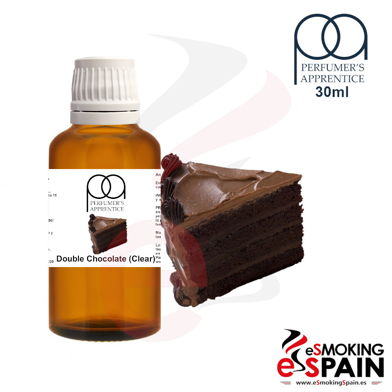 Aroma TPA Double Chocolate (Clear) 30ml (nº46)