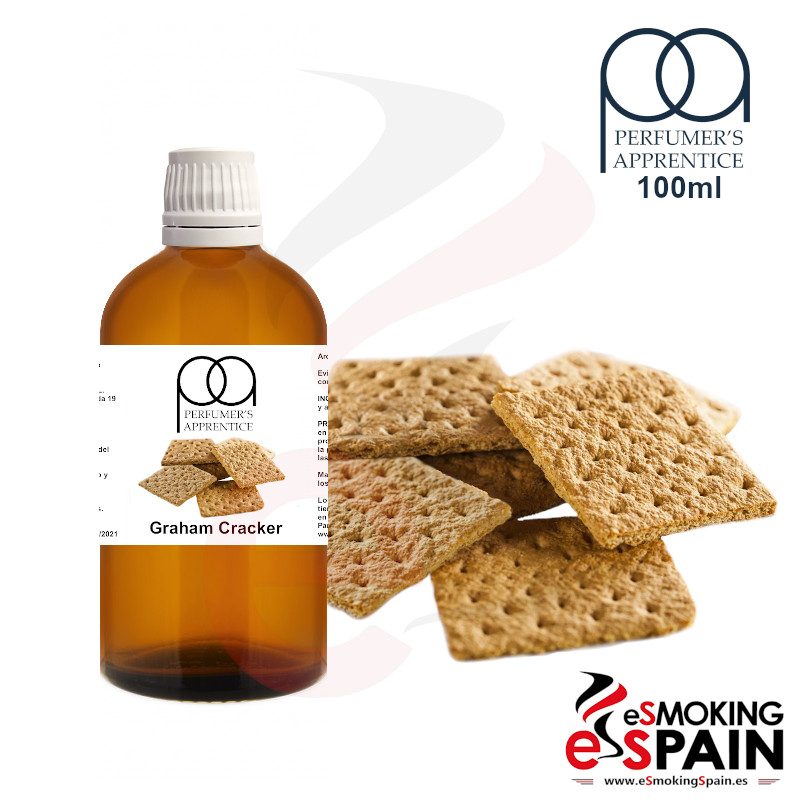 Aroma TPA Graham Cracker 100ml (nº55)