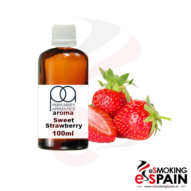 Aroma TPA Sweet Strawberry 100ml (nº214)