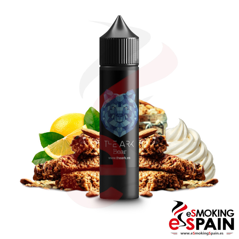 The Ark Bear 50ml 0mg