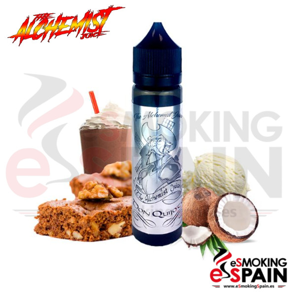 The Alchemist Juice Don Quijote 50ml 0mg