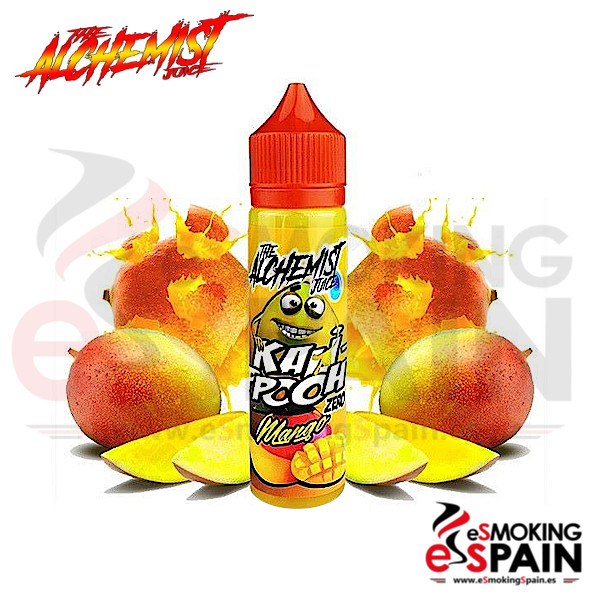The Alchemist Juice Kalippoo Zero Mango 50ml 0mg