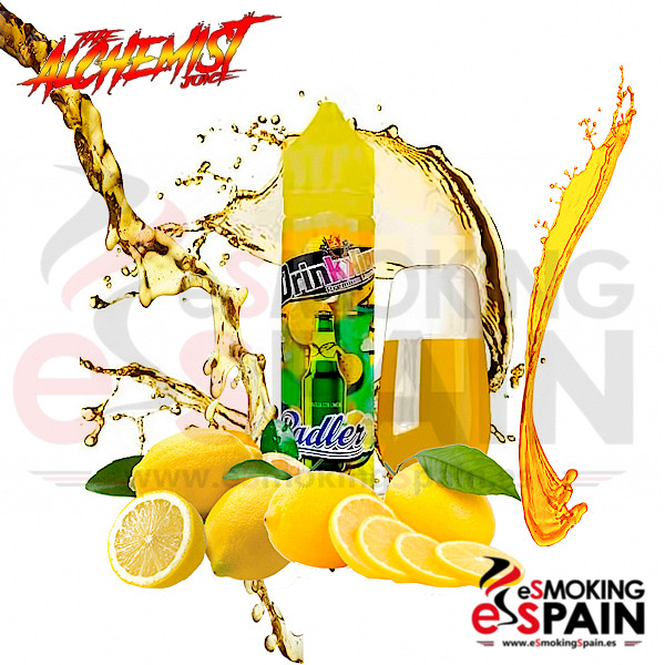 The Alchemist Juice Radler 50ml 0mg