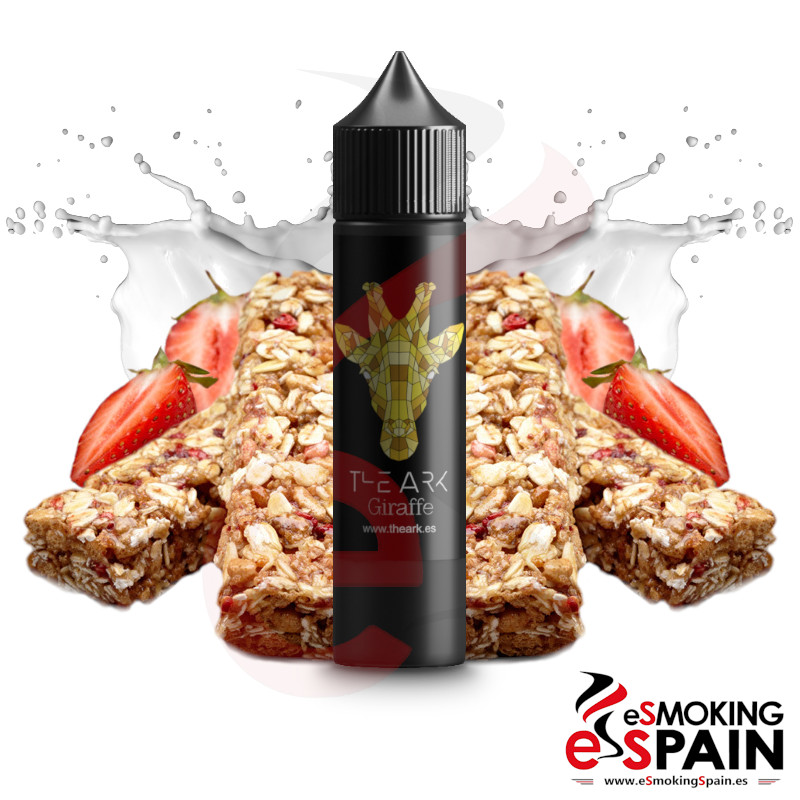 The Ark Giraffe 50ml 0mg