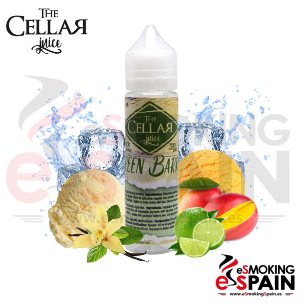Liquido The Cellar Juice Green Barrel 50ml 0mg