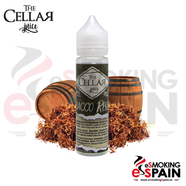 Liquido The Cellar Juice Tobacco Reserve 50ml 0mg