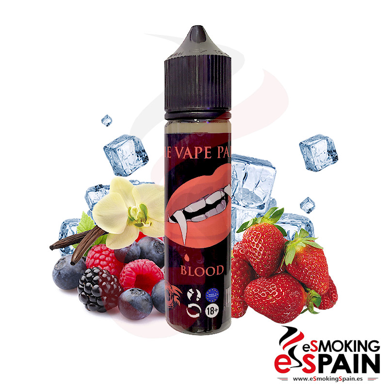 The Vape Party Blood 50ml 0mg