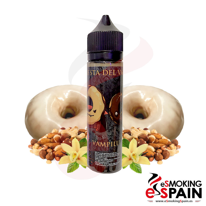 The Vape Party Vampilu 50ml 0mg