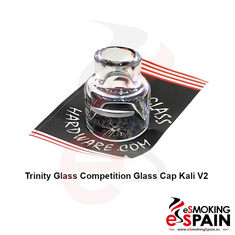 Trinity Glass Competition Glass Cap Kali V2