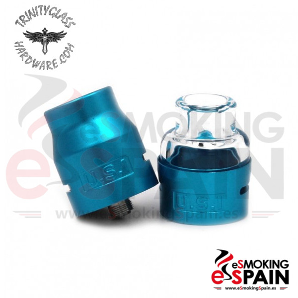 Trinity Glass US1 V2 RDA Blue