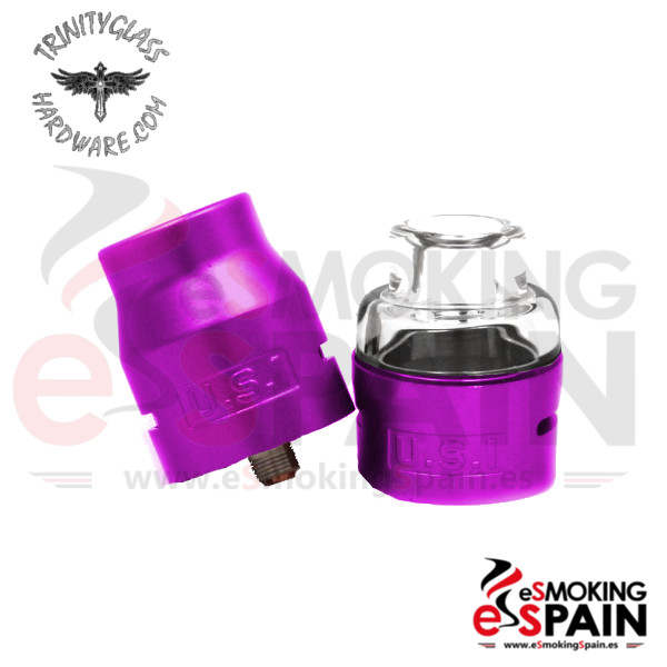 Trinity Glass US1 V2 RDA Purple