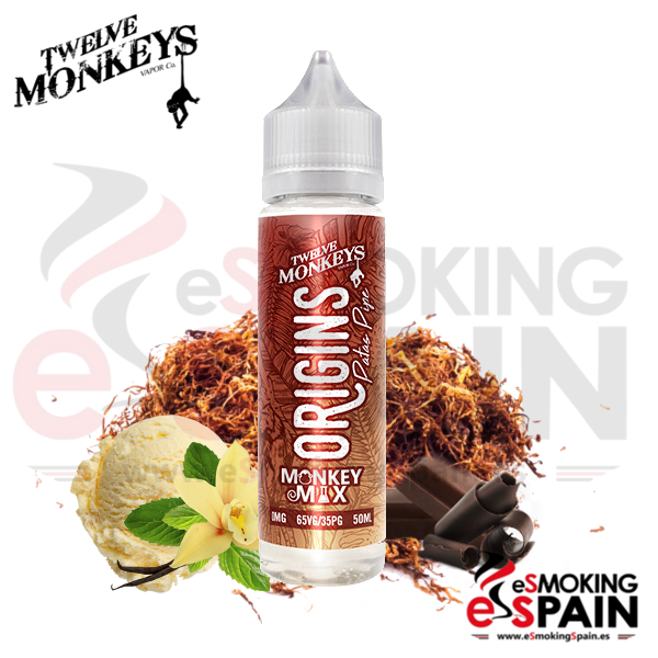 Liquido Twelve Monkeys 50ml Patas Pipe 0mg