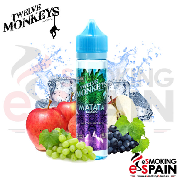 Liquido Twelve Monkeys IceAge Matata 50ml 0mg