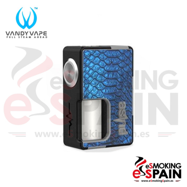 VandyVape Pulse BF Box Mod Grey New Panels