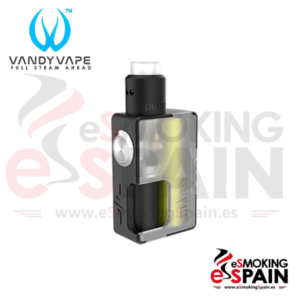 Vandy Vape Pulse BF Kit Frosted White