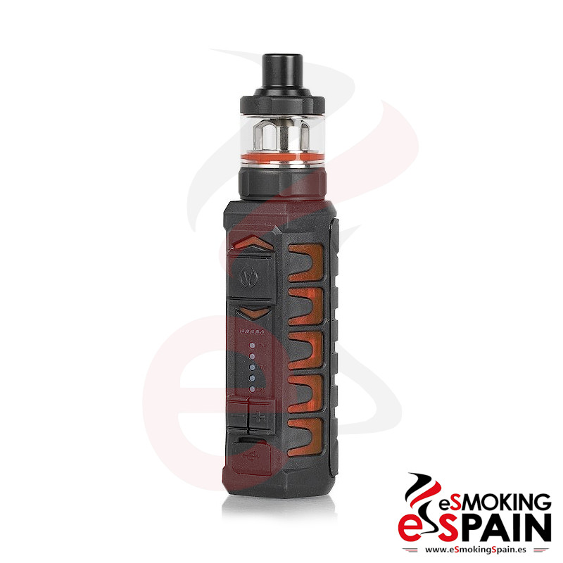 Vandy Vape Apollo Kit Frosted Red