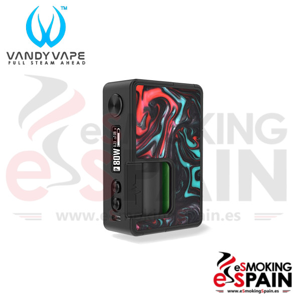 Vandy Vape Pulse BF 80W Mod Lava Red