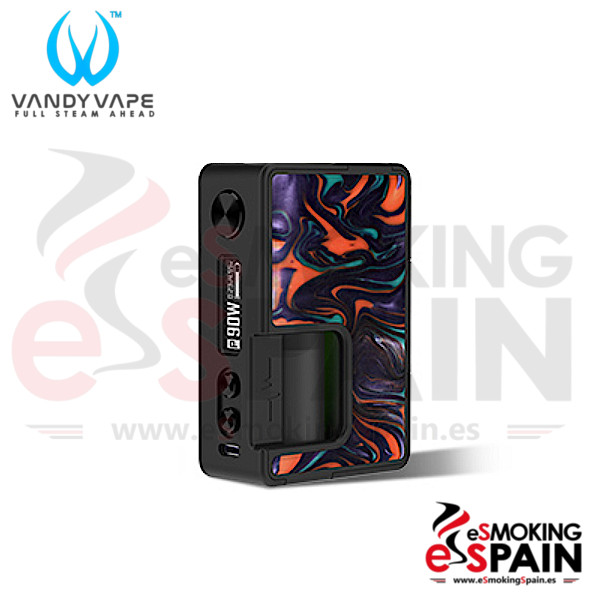 Vandy Vape Pulse X BF Box Mod Aurora Rainbow