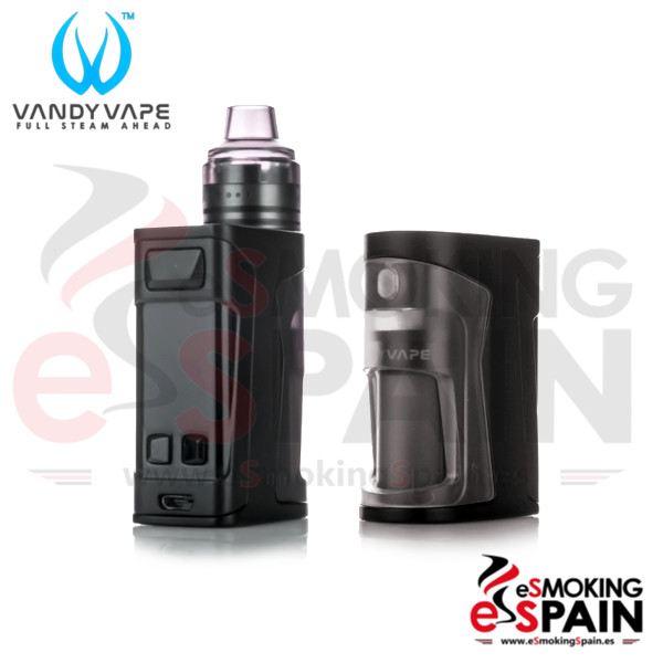 Vandy Vape Simple EX MTL Kit Black
