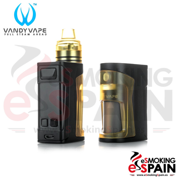 Vandy Vape Simple EX MTL Kit Ultem