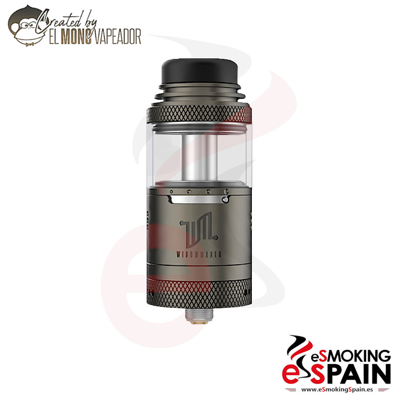 Vandy Vape Widowmaker RTA 2ml TPD Gunmetal