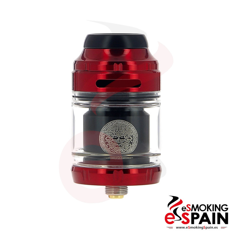Geek Vape Zeus X RTA 25mm Red Black