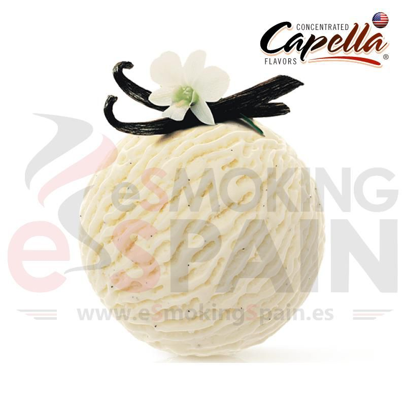 Aroma Capella Vanilla Bean Ice Cream 10ml (nº87)
