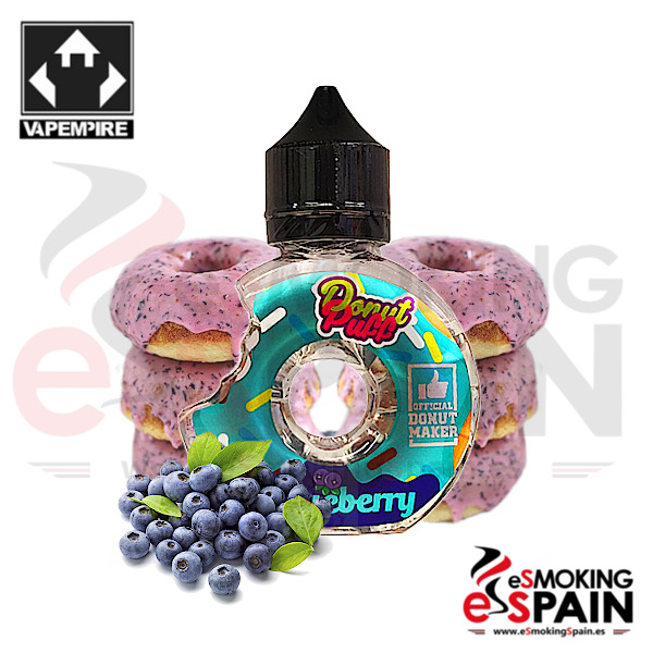 Vapempire Donut Puff Blueberry 50ml 0mg