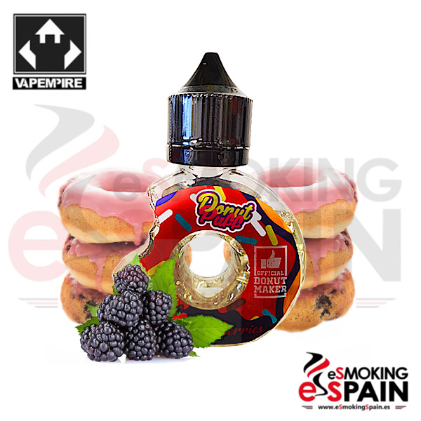 Vapempire Donut Puff Swedish Berries 50ml 0mg