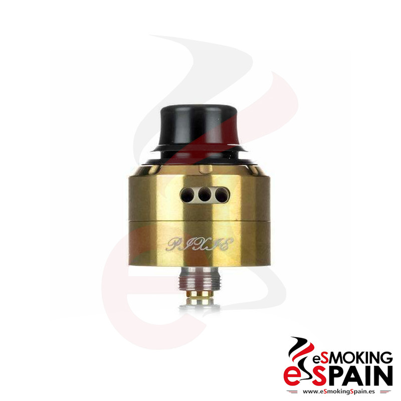 Vapefly Pixie RDA 22mm Gold